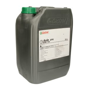 castrol axle epx 80w-140 20л