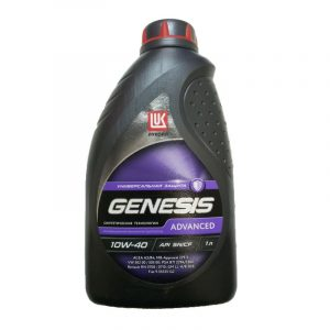 LUKOIL GENESIS ADVANCED 10W-40